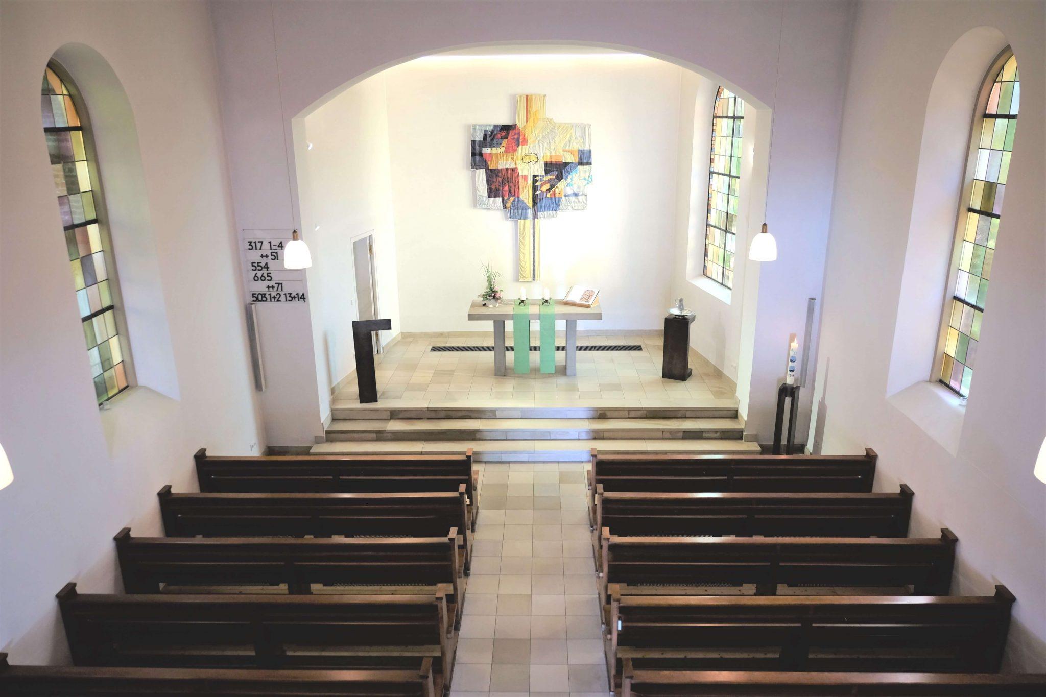 Kirche-Bruehl
