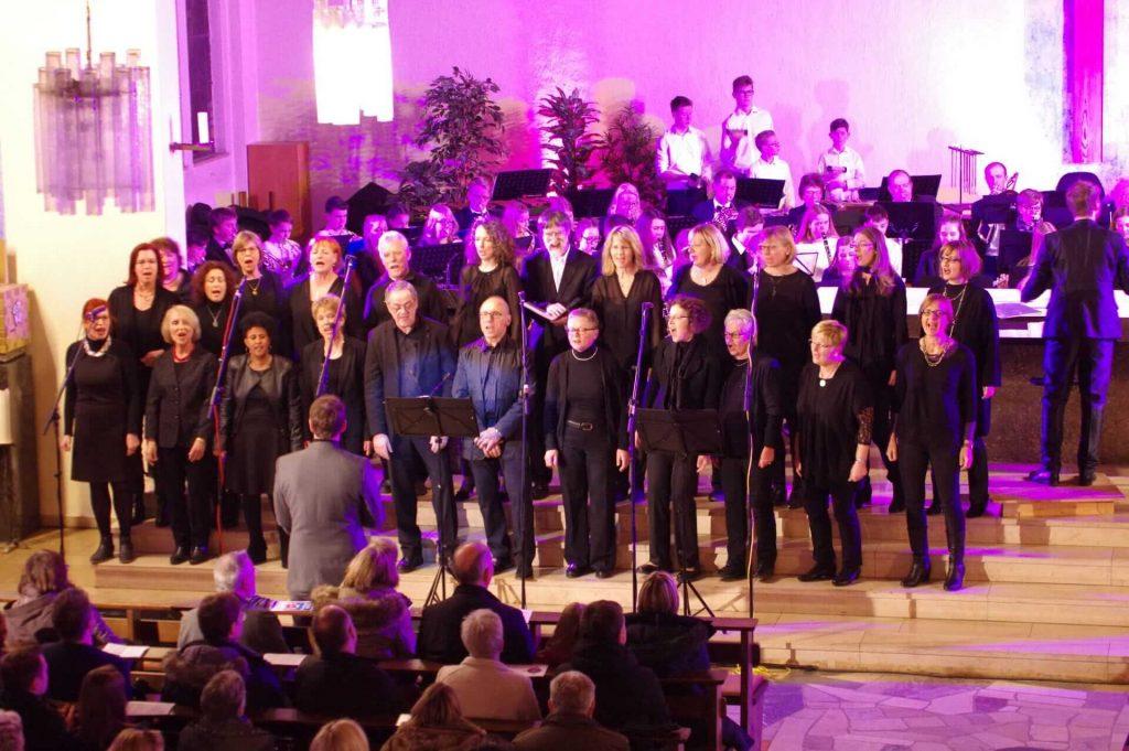Konzert inTakt mit der Bläserakademie 2018