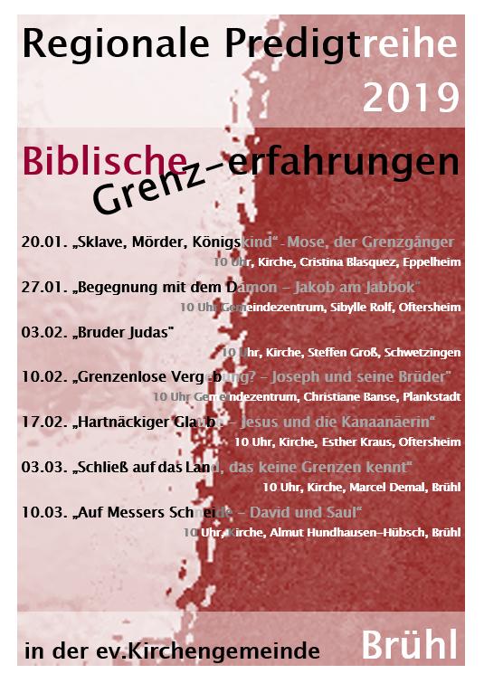 Regionale Predigtreihe 2019_Brühlbaden