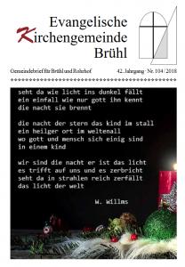 Gemeindebrief-Thumbnail Jahrgang 42 104 2018