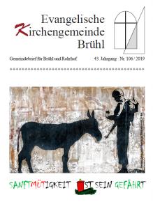 Gemeindebrief-Thumbnail Jahrgang 43 106 2019