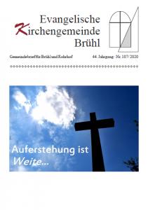 Gemeindebrief 44